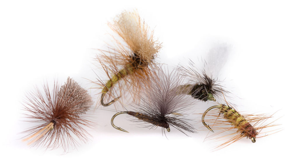 Dry Flies and emergents
