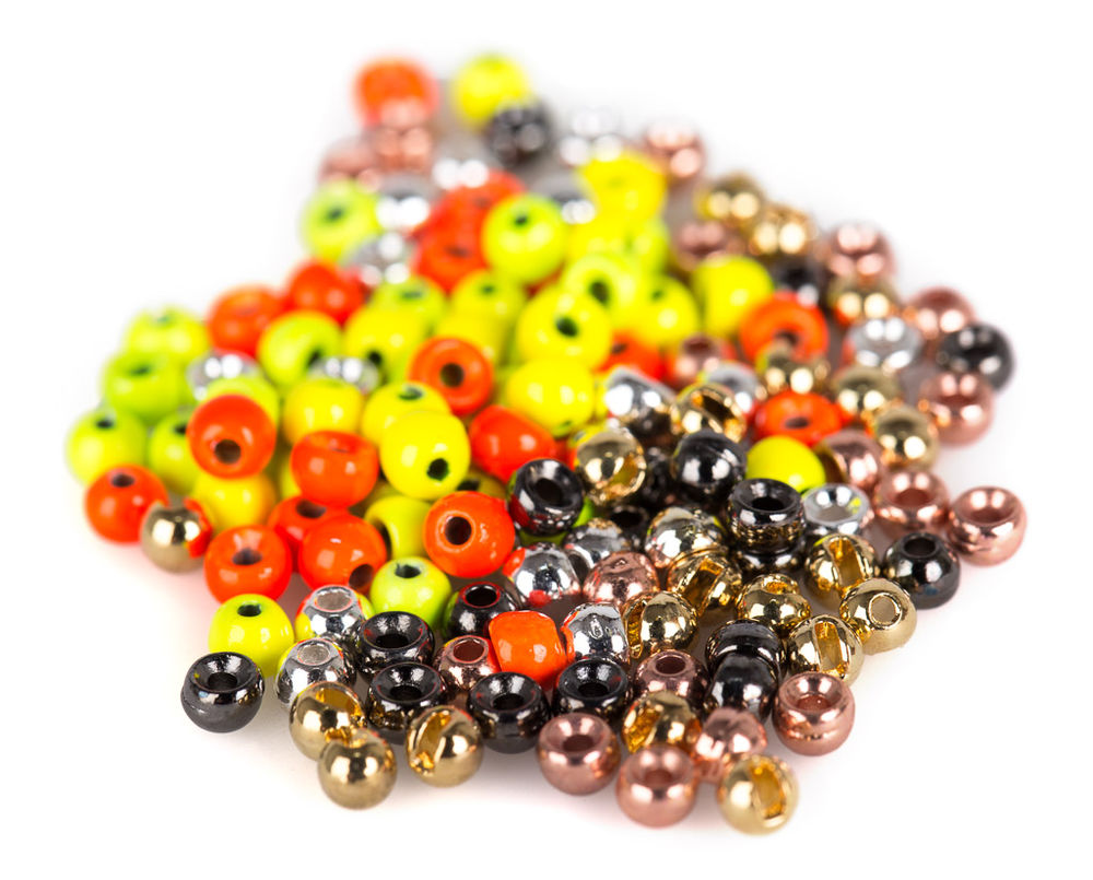 Bead heads and Eyes