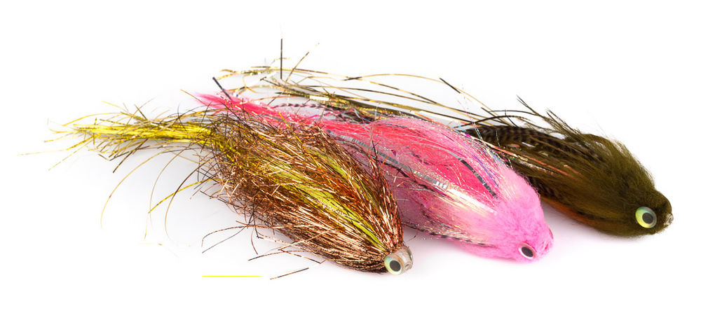 Pike and Muskie Flies