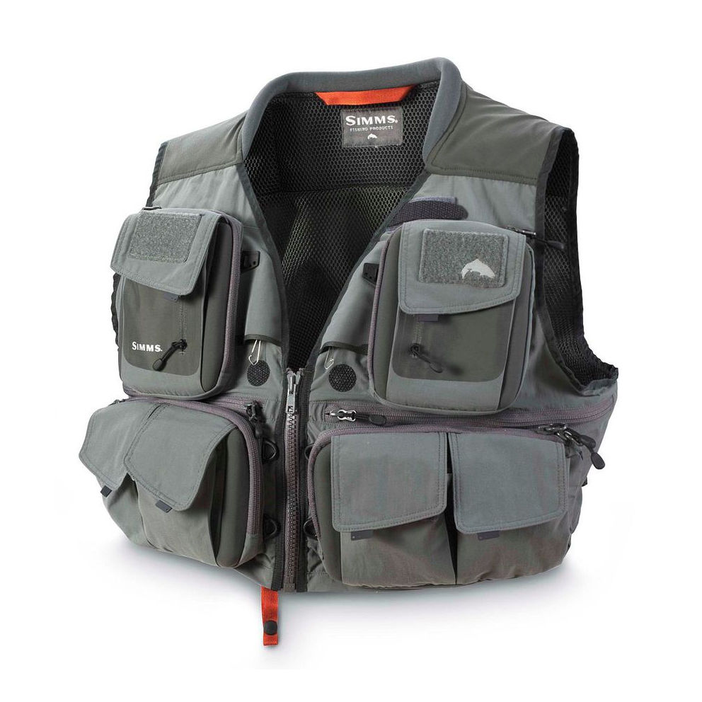 Chest Packs and Fly Vests