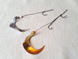 Custom Wiggle Tails by Backlure