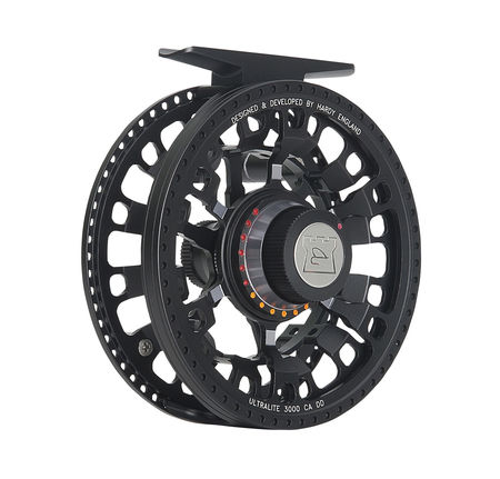 Hardy Ultralite CADD Reel - Black