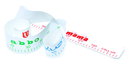 Vision Fish Measure Tape - 140x6cm