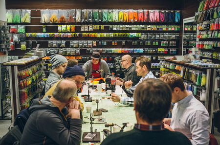 Copy of Tube Fly Tying Course 4th of December, 2018