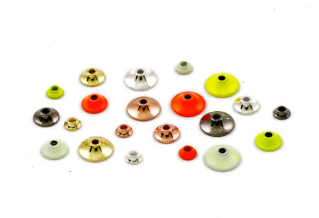 Frödin Flies FITS Brass Turbo Cone - X-Small