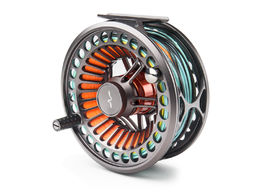 Guideline Vosso Fly Reel - Dark Grey