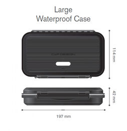 C&F Design Waterproof Fly Case - Large size