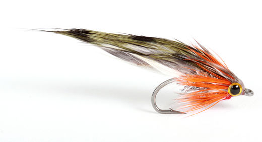 Stickleback Zonker Streamer