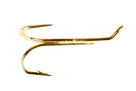 Esmond Drury Treble Hook - Gold