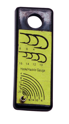 FTS Hackle Gauge