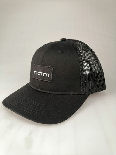 Nam Products Trucker - Black