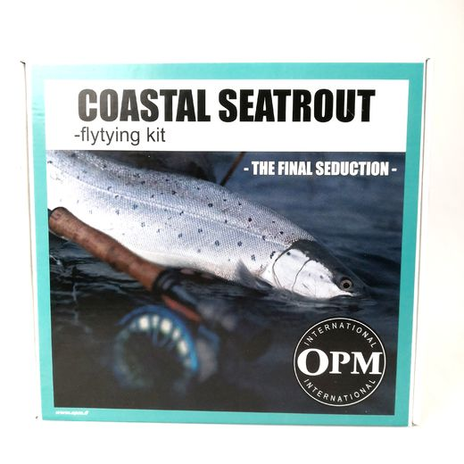 OPM Coastal Seatrout - Fly Tying Kit