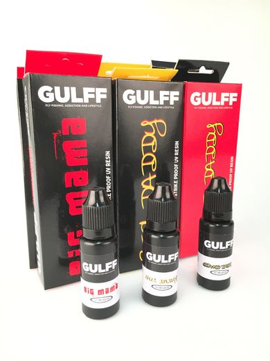 Gulff Predator UV-Resins