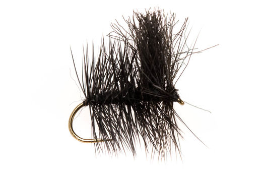 Dark Puh Dry Fly