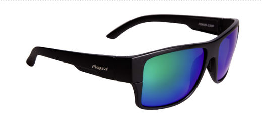 Aqua Fokus Sunglasses with 3 lenses
