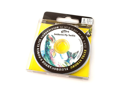 Soldarini Fluorocarbon 100% S-Power - Elite Competition