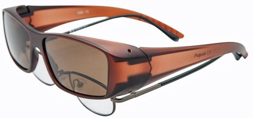 Aqua FIT OVER Polarized Sunglasses
