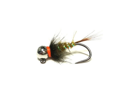 Bead Head Jig Nymph - Olive