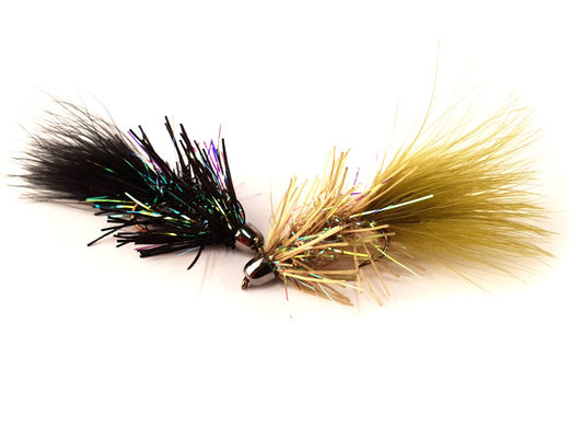 Rubber & Flash Woolly Bugger