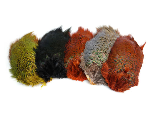 H.S.C. Pheasant Spey Hackle Patch