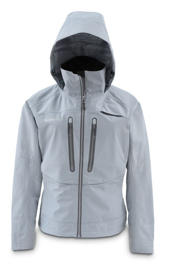 Simms Women's Guide Jacket - Stormcloud